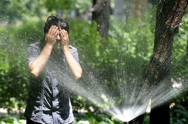 muğla antalya sıcak hava kuru hava meteoroloji