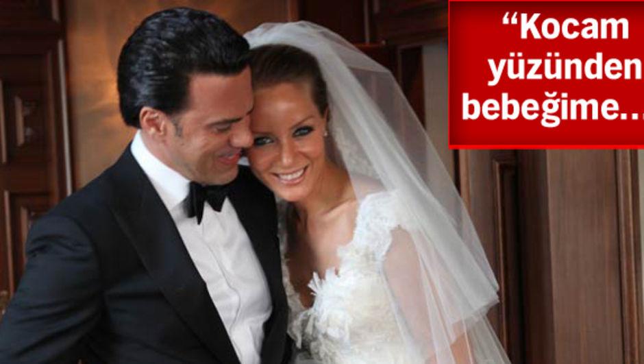 Bade İşçil'den şok iddia! Bade Süalp eşi Malkoç Süalp'e açtığı boşanma davasından vazgeçti