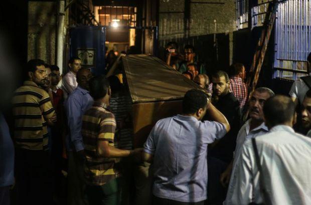 Mısır'da başkent Kahire'de Müslüman Kardeşler'in 13 üst düzey yetkilisi bir operasyonda öldürüldü. Üst düzey üyelerinin öldürülmesini