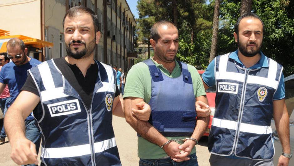 Ömer Çetin Mehmet Uludağ namus cinayeti diyarbakır