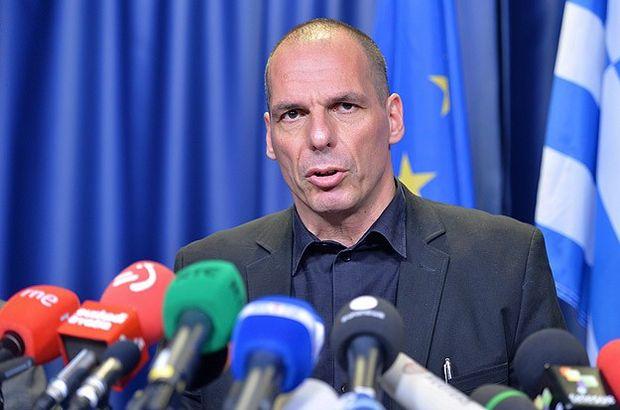 Yunanistan Maliye Bakanı Varufakis