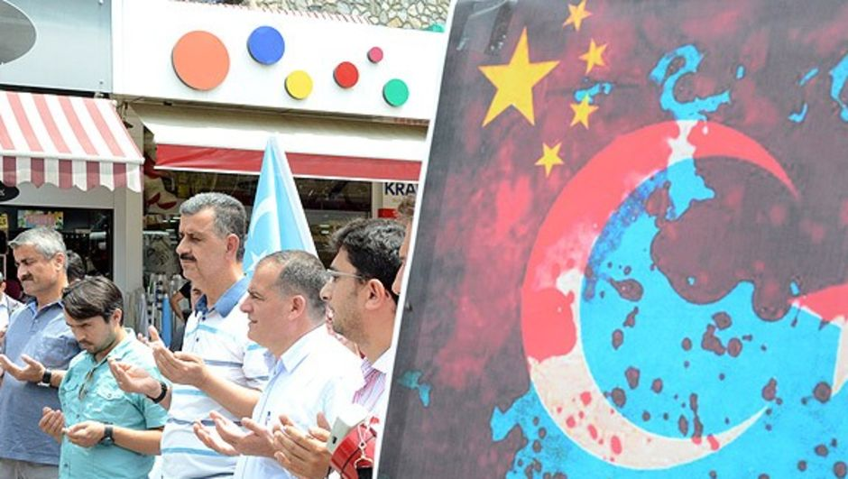 Doğu Türkistan, Uygur Türkleri, Müslüman