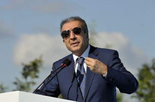 Gıda, Tarım ve Hayvancılık Bakanı Mehdi Eker, At hastanesi açılışı