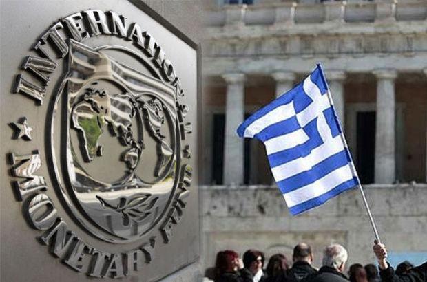 Uluslararası Para Fonu IMF, Yunanistan ekonomik krizi