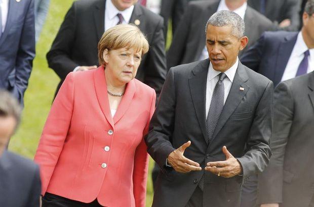 'ABD Merkel'i de dinledi' iddiası