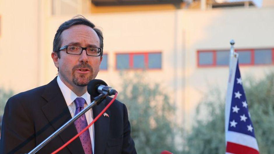 ABD Ankara Büyükelçisi Bass