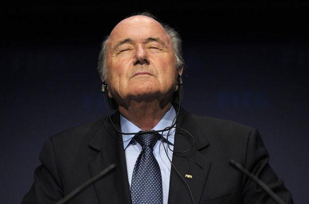 FIFA Başkanı Sepp Blatter