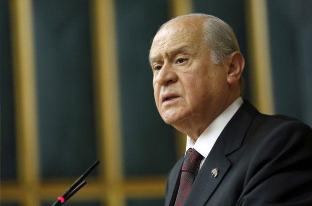 MHP Genel Başkanı Devlet Bahçeli, Meclis başkanlığı seçimi, HDP