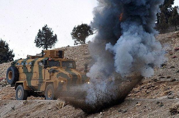 Diyarbakır, Silvan, askeri araç, saldırı, patlama