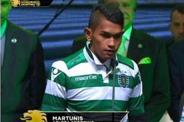 Sporting Lizbon Martunis
