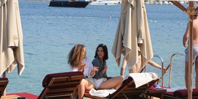 Zehra Çilingiroğlu'nun bikini korkusu