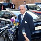 Fransa Dışişleri Bakanı Laurant Fabius'ten İran açıklaması