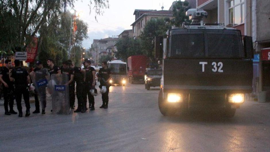 İstanbul Emniyeti, operasyon