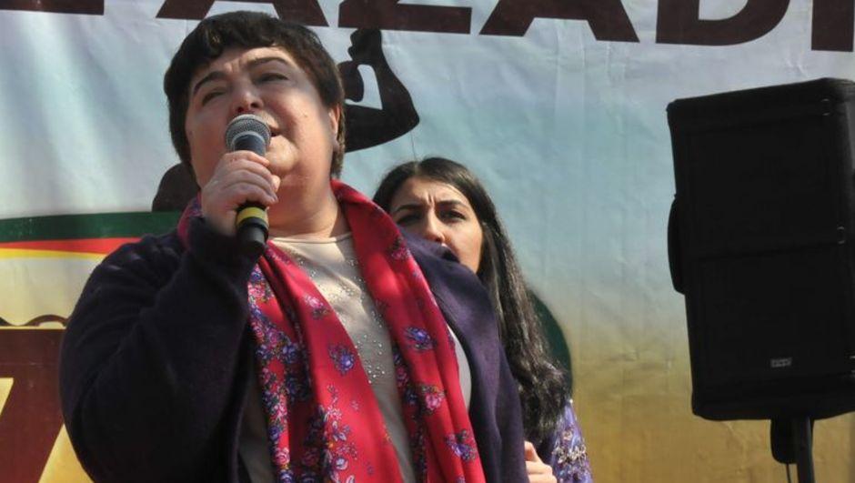 Yurdusev Özsökmenler HDP'den Meclis'e kadın başkanvekili