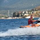 Gökhan Töre'den jet ski şov