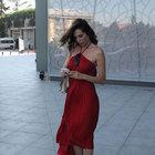 Güzide Duran aylar sonra ilk kez İstanbul'a geldi