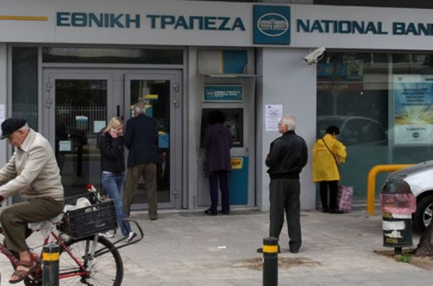 Yunan bankaları, Nakit rezervi, Atina, Yunanistan ekonomik krizi