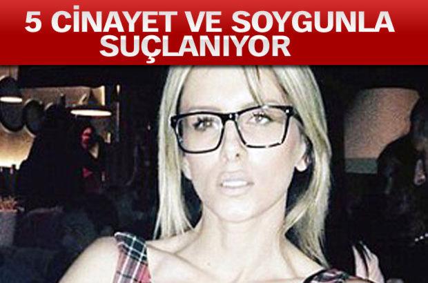 5 cinayet ve bir dizi soygunla suçlanan Bosnalı eski güzellik kraliçesi model Slobodanka Tosic Hırvatistan'da yakalandı