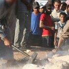 IŞİD Palmira'daki tarihi eserleri yok ediyor