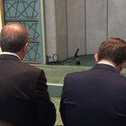 AK Partili Ertan Aydın namaz sırasında çekilen fotoğrafı paylaştı