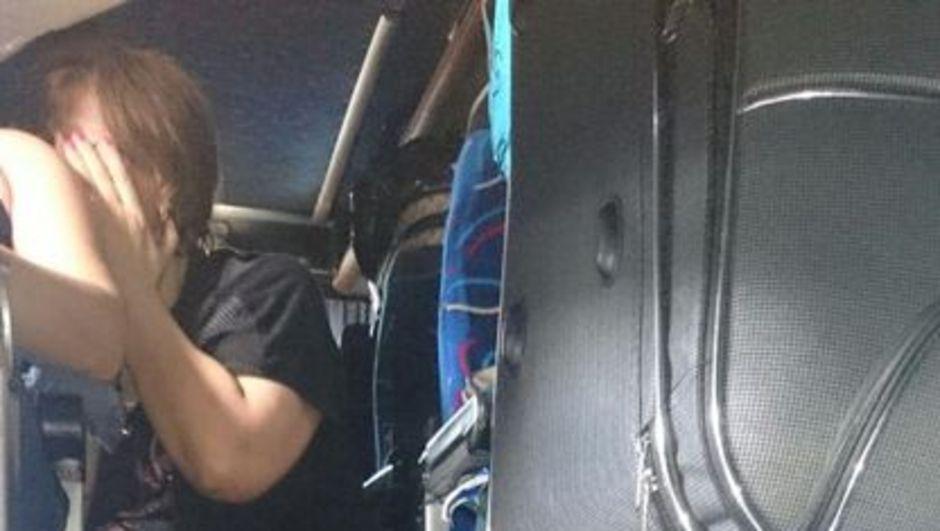 Sarp Sınır Kapısı otobüs özel bölüm yakalanmak