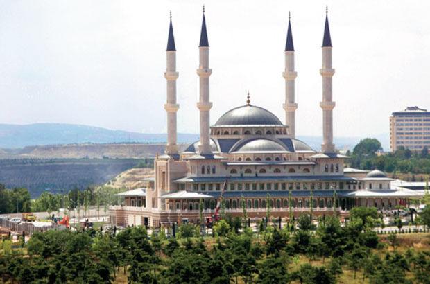 Erdoğan, Külliye Camii'ni bugün açtı!