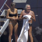 Roberto Cavalli sevgilisi Sandra Nilsson'a ada aldı