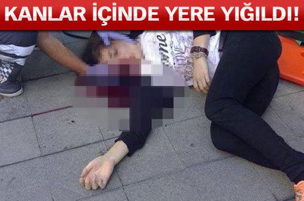 Kocaeli, AVM'de genç kızın ölümü