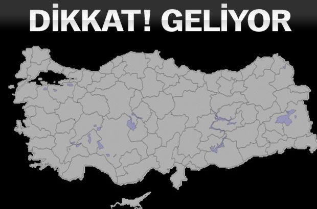 Dünya Meteoroloji Örgütü'nden Türkiye için korkutan uyarı!