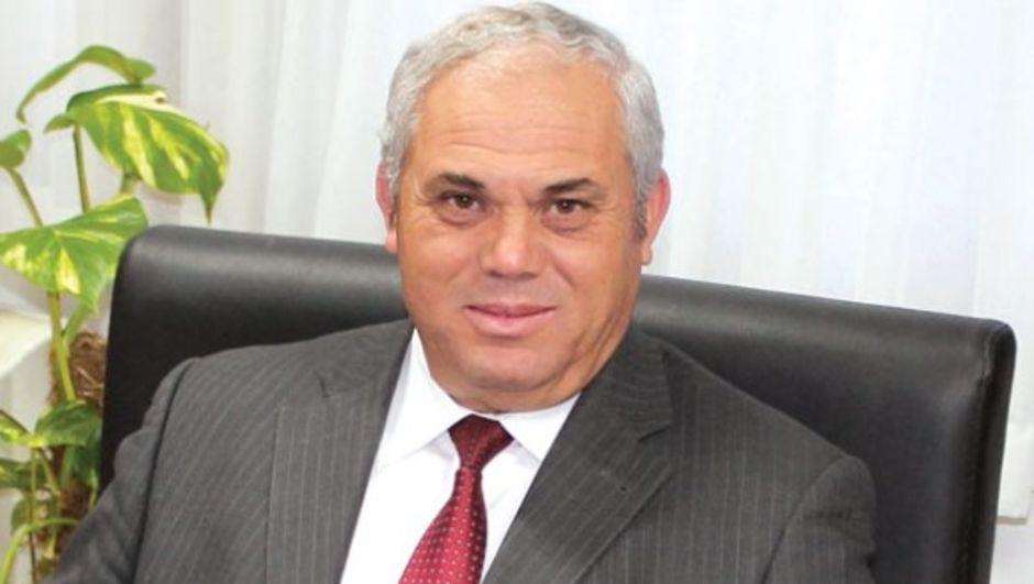 Başbakan Yorgancıoğlu, koalisyon hükümetinin istifasını Cumhurbaşkanı Akıncı'ya sundu