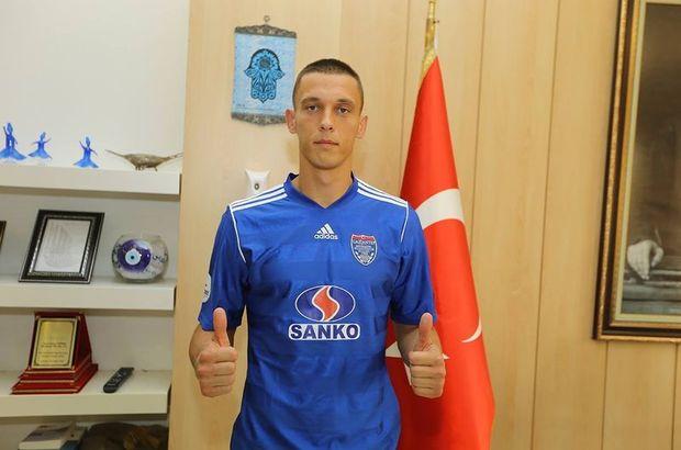 Gaziantep Büyükşehir Belediyespor Adam Stachowaik