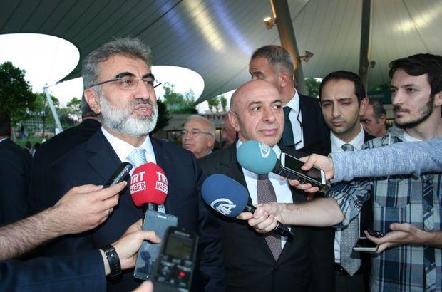 Enerji ve Tabii Kaynaklar Bakanı Taner Yıldız, Koalisyon açıklaması