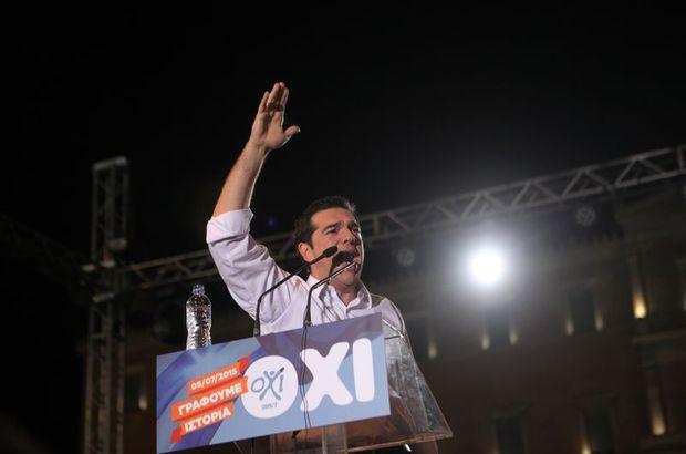 Yunanistan, referandum,  Aleksis Çipras