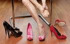 Topuklu giyen kadınların dikkatine!