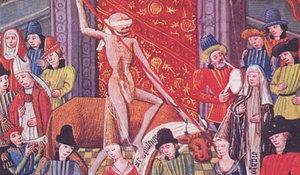Azrail'den vekâlet alan veba, Avrupa'dan Orta Asya'ya sıçrayıp milyonları katletti