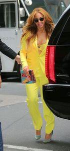 Beyonce'ye Türk kumaşı