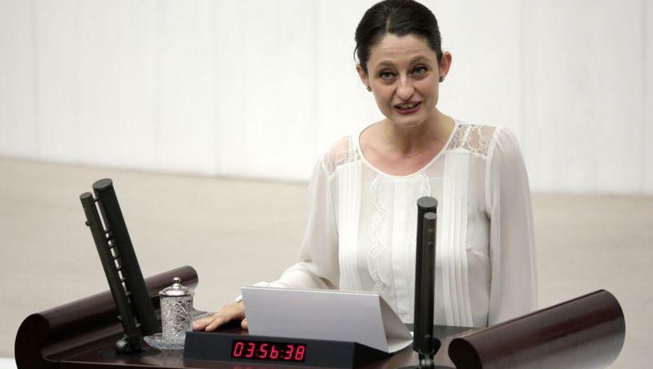 Şafak Pavey, Meclis Başkanlık Divanı