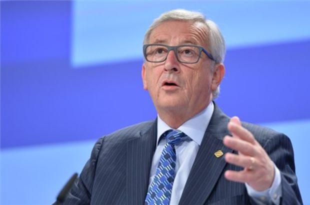 AB Komisyonu Başkanı Juncker, Yunanistan