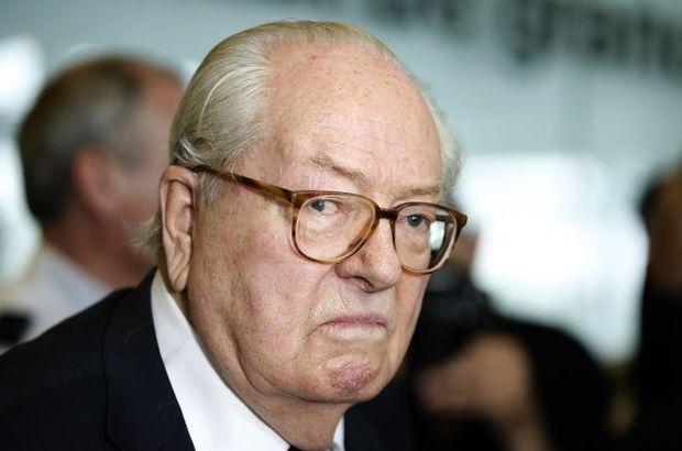 Aşırı sağcı Jean Marie Le Pen, kızına karşı açtığı davayı kazandı