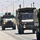 55 bin asker sınır bölgesine kaydırıldı