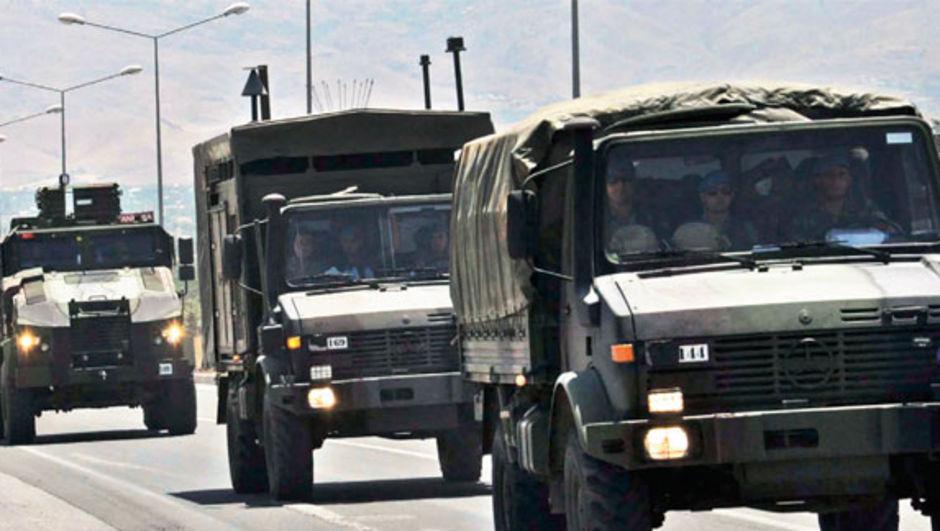 Suriye sınır TSK operasyon asker