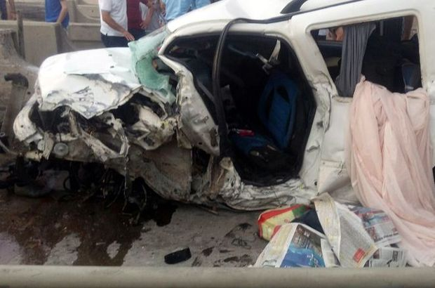 Adana otomobil kaza gişe