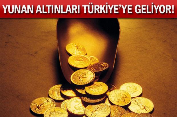 Yunanistan,ucuz altın,Türkiye