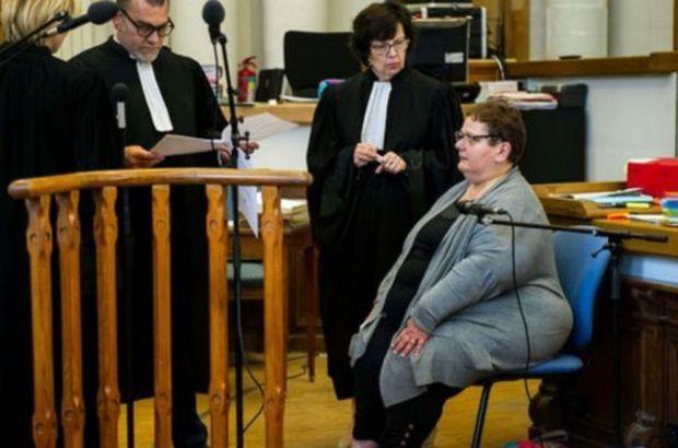 Fransa'da yeni doğan sekiz çocuğunu öldüren Dominique Cottrez isimli kazın dokuz yıl hapis cezası aldı