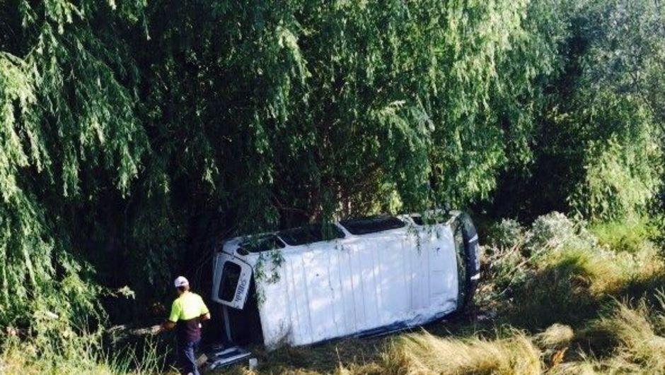 yozgat işçi minibüs kaza