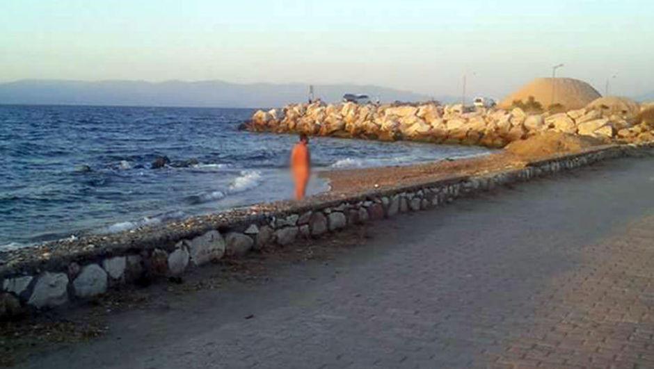 çıplak güneşlenmek bursa gözaltı sahil