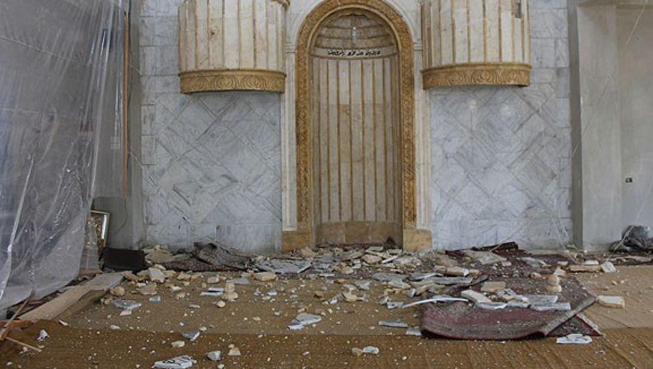 Suriye'de Eriha bölgesinde verilen iftarda patlayan bomba, 15 kişinin hayatını kaybetmesine neden oldu