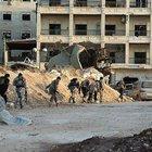 Halep'te ilerleyiş sürüyor: 12 muhalif grup birleşti