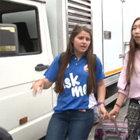 Sultanahmet'te Çinli sandıkları Koreli turist gruba saldırdılar