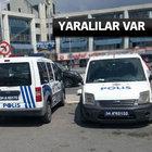 Büyük İstanbul Otogarı'nda çatışma: Yaralılar var